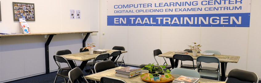 Computer Learning Center voor klassikale trainingen